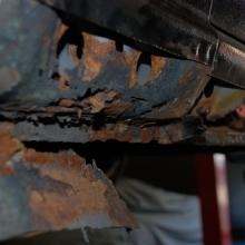 Sill Rust MX-5